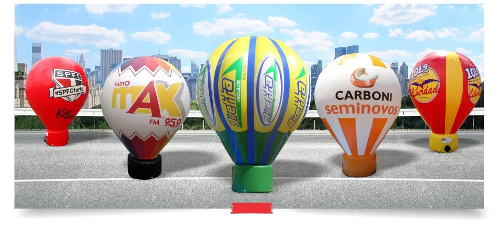488ed5b4b7 Os Balões Infláveis para eventos atrai clientes pois é um cartão postal  para divulgar seu evento ou seu estabelecimento comercial.